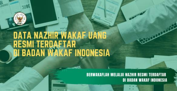 DATA NAZHIR WAKAF UANG-TERDAFTAR-DI-BADAN-WAKAF-INDONESIA-740x416  - DATA NAZHIR WAKAF UANG TERDAFTAR DI BADAN WAKAF INDONESIA 740x416 1 585x300 - Update! Daftar Nazhir Wakaf Uang 31 Maret 2021