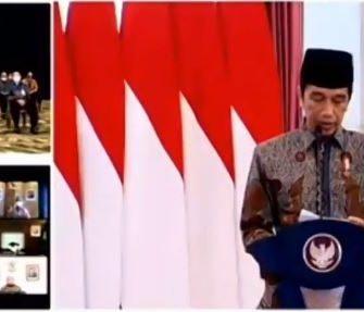 Jokowi dan Ma'ruf Amin Luncurkan Gerakan Nasional Wakaf Uang Guna Dukung Percepatan Pembangunan  - Jokowi dan Maruf Amin Luncurkan Gerakan Nasional Wakaf Uang Guna Dukung Percepatan Pembangunan 335x287 - Jokowi dan Ma'ruf Amin Luncurkan Gerakan Nasional Wakaf Uang Guna Dukung Percepatan Pembangunan