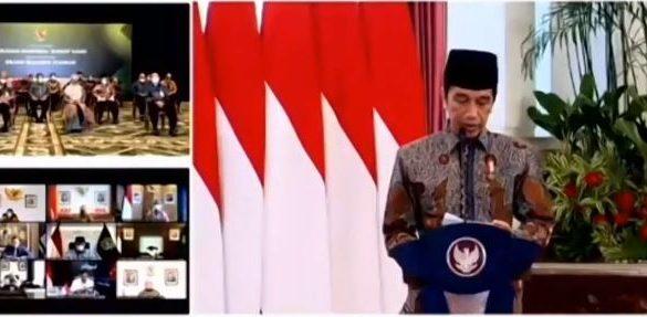Jokowi dan Ma'ruf Amin Luncurkan Gerakan Nasional Wakaf Uang Guna Dukung Percepatan Pembangunan  - Jokowi dan Maruf Amin Luncurkan Gerakan Nasional Wakaf Uang Guna Dukung Percepatan Pembangunan 585x287 - Jokowi dan Ma'ruf Amin Luncurkan Gerakan Nasional Wakaf Uang Guna Dukung Percepatan Pembangunan