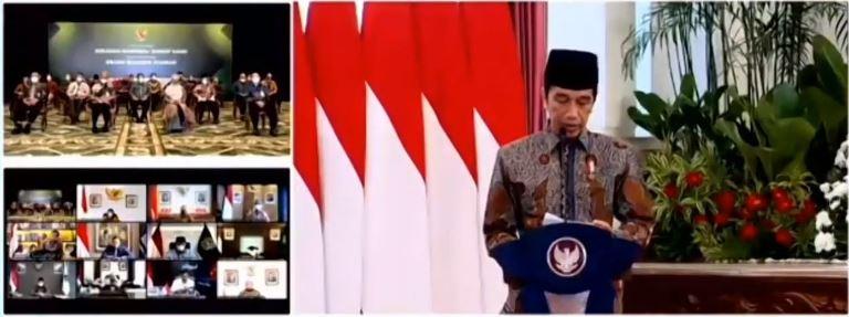 Jokowi dan Ma'ruf Amin Luncurkan Gerakan Nasional Wakaf Uang Guna Dukung Percepatan Pembangunan  - Jokowi dan Maruf Amin Luncurkan Gerakan Nasional Wakaf Uang Guna Dukung Percepatan Pembangunan - Jokowi dan Ma'ruf Amin Luncurkan Gerakan Nasional Wakaf Uang Guna Dukung Percepatan Pembangunan