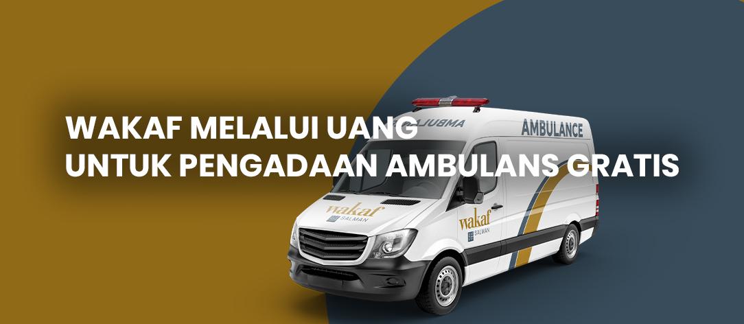 Bantu Masyarakat Sediakan Fasilitas Kesehatan, Wakaf Salman Optimalkan Program Wakaf Melalui Uang  - BWIII Bayu Rian Ardiyansah - Bantu Masyarakat Sediakan Fasilitas Kesehatan, Wakaf Salman Optimalkan Program Wakaf Melalui Uang