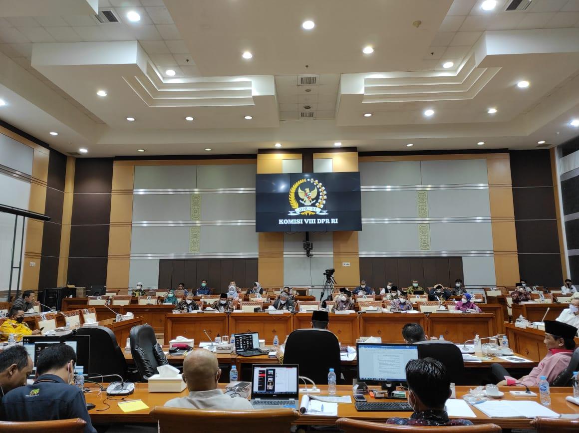BWI dan Komisi 8 Sepakat Peningkatan Literasi Sampai Anggaran  - IMG 20210322 WA0010 - BWI dan Komisi 8 Sepakat Peningkatan Literasi Sampai Anggaran