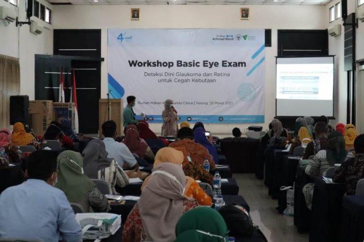 RS Mata Wakaf Achmad Wardi Gelar Workshop untuk Puskesmas se-Kabupaten Serang  - IMG 20210326 WA0007 740x493 - RS Mata Wakaf Achmad Wardi Gelar Workshop untuk Puskesmas se-Kabupaten Serang