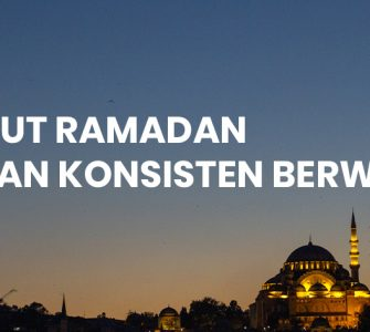 Sambut Ramadan dengan Konsisten Berwakaf  - BWI Bayu Rian Ardiyansah 335x300 - Sambut Ramadan dengan Konsisten Berwakaf