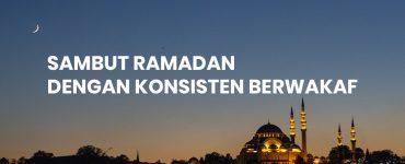 Sambut Ramadan dengan Konsisten Berwakaf  - BWI Bayu Rian Ardiyansah 370x150 - Sambut Ramadan dengan Konsisten Berwakaf