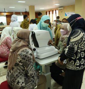 RS Wakaf Achmad Wardi Menggelar Workshop Retina  - IMG 20210410 WA0026 285x300 - RS Wakaf Achmad Wardi Menggelar Workshop Retina dan Glaukoma untuk seluruh Puskesmas di Kota Cilegon