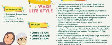 """Lomba Tiktok, Tema: """"Waqf Life Style""""  - IMG 20210414 WA0024 370x150 - Lomba Tiktok, Tema: """"Waqf Life Style"""""""