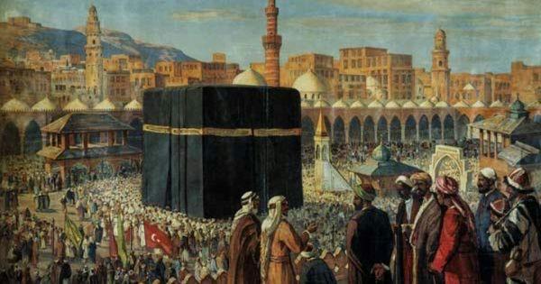 Ilustrasi Sejarah Perkembangan Wakaf  - Kakbah Old - Sejarah Perkembangan Wakaf