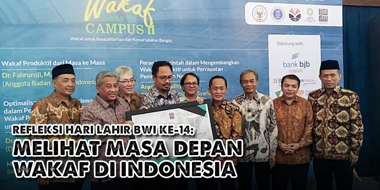 Refleksi Hari Lahir BWI ke-14: Melihat Masa Depan Wakaf di Indonesia  - 18 Fairuz Insani - Refleksi Hari Lahir BWI ke-14: Melihat Masa Depan Wakaf di Indonesia